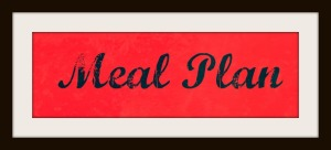 Meal Plan Banner